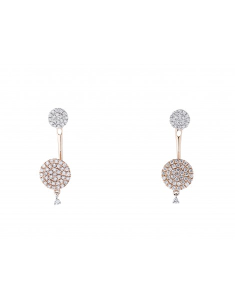 Diamond Earrings Dangle