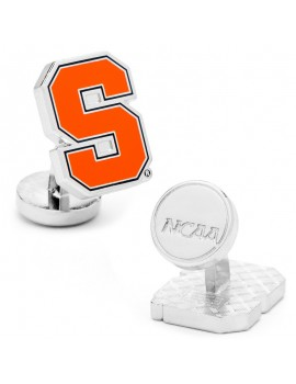 Palladium Syracuse University Orangemen Cufflinks