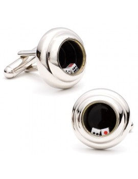 Dice Game Cufflinks