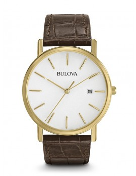 Bulova Men's Classic Watch 97B100
