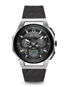 Bulova Men's Curv Chronograph Watch 98A161